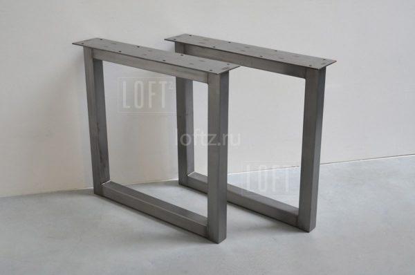 Лофт-подстолье для стола средних размеров