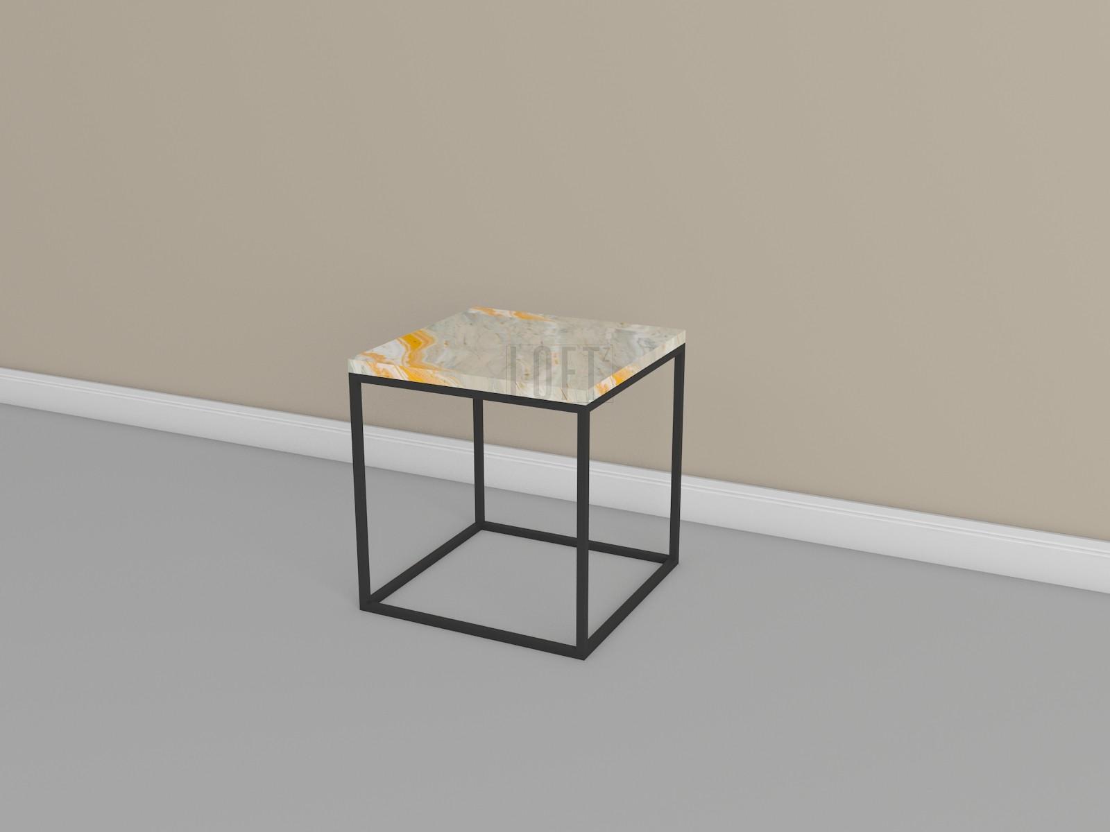 Журнальный столик Cube Low 1