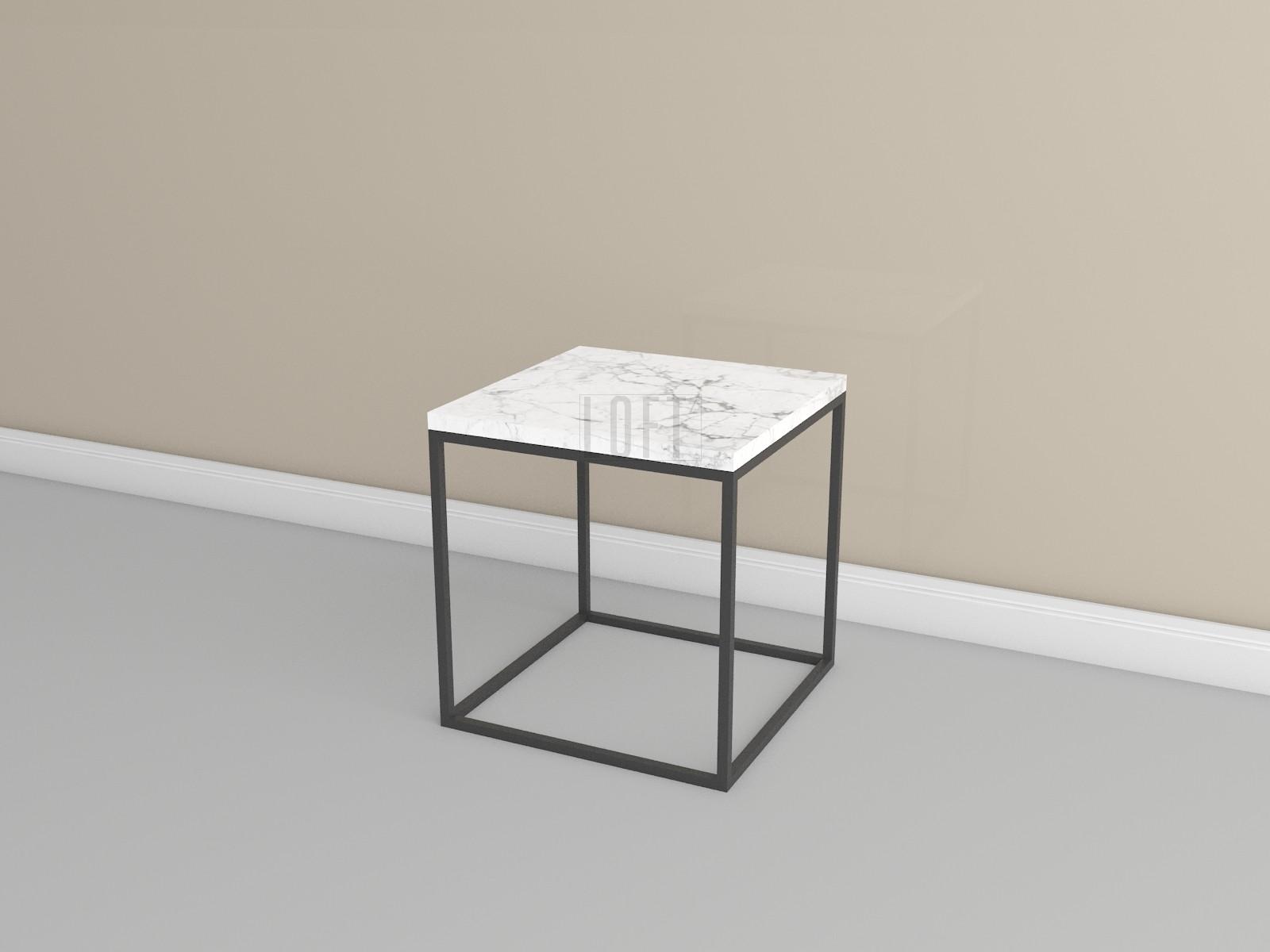 Журнальный столик Cube Low 2