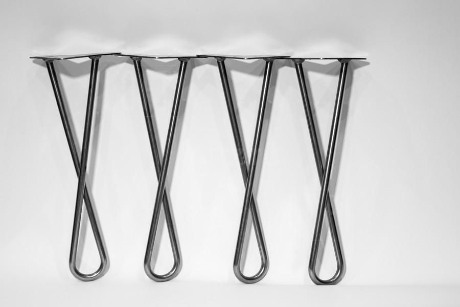 Опоры-шпильки из арматуры