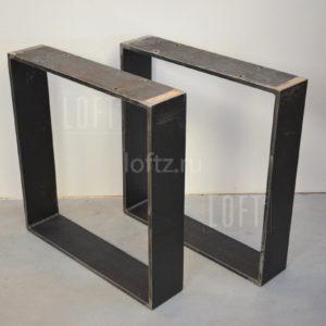 Опоры для стола в минималистичном стиле