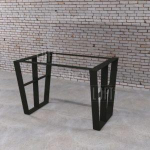 Подстолье лофт для стола средних размеров