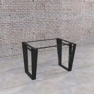 Подстолье лофт для столов средних и небольших размеров
