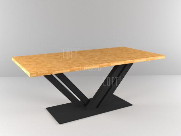 Подстолье V-Table Double 1