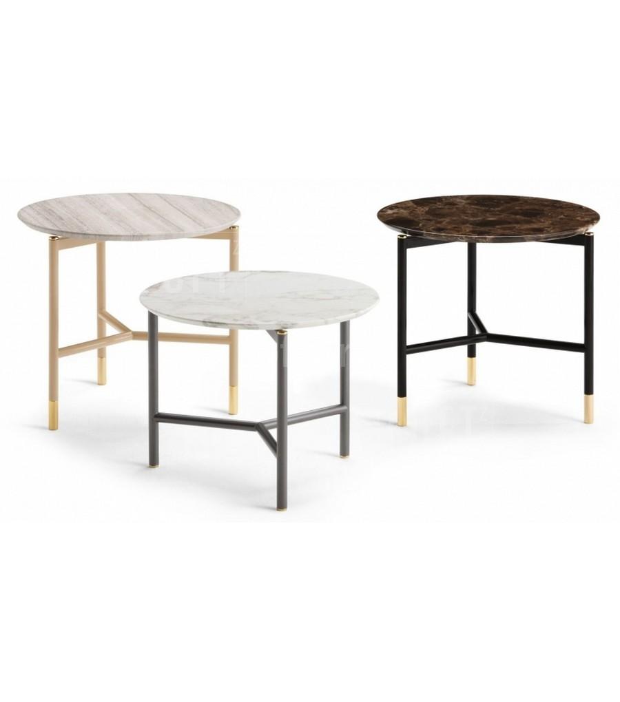 Кофейный столик из стального профиля
