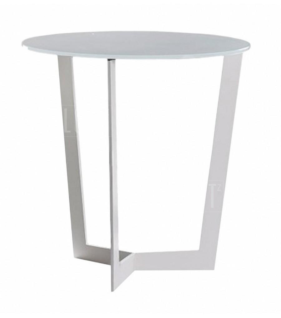 Журнальный столик из стальной полосы