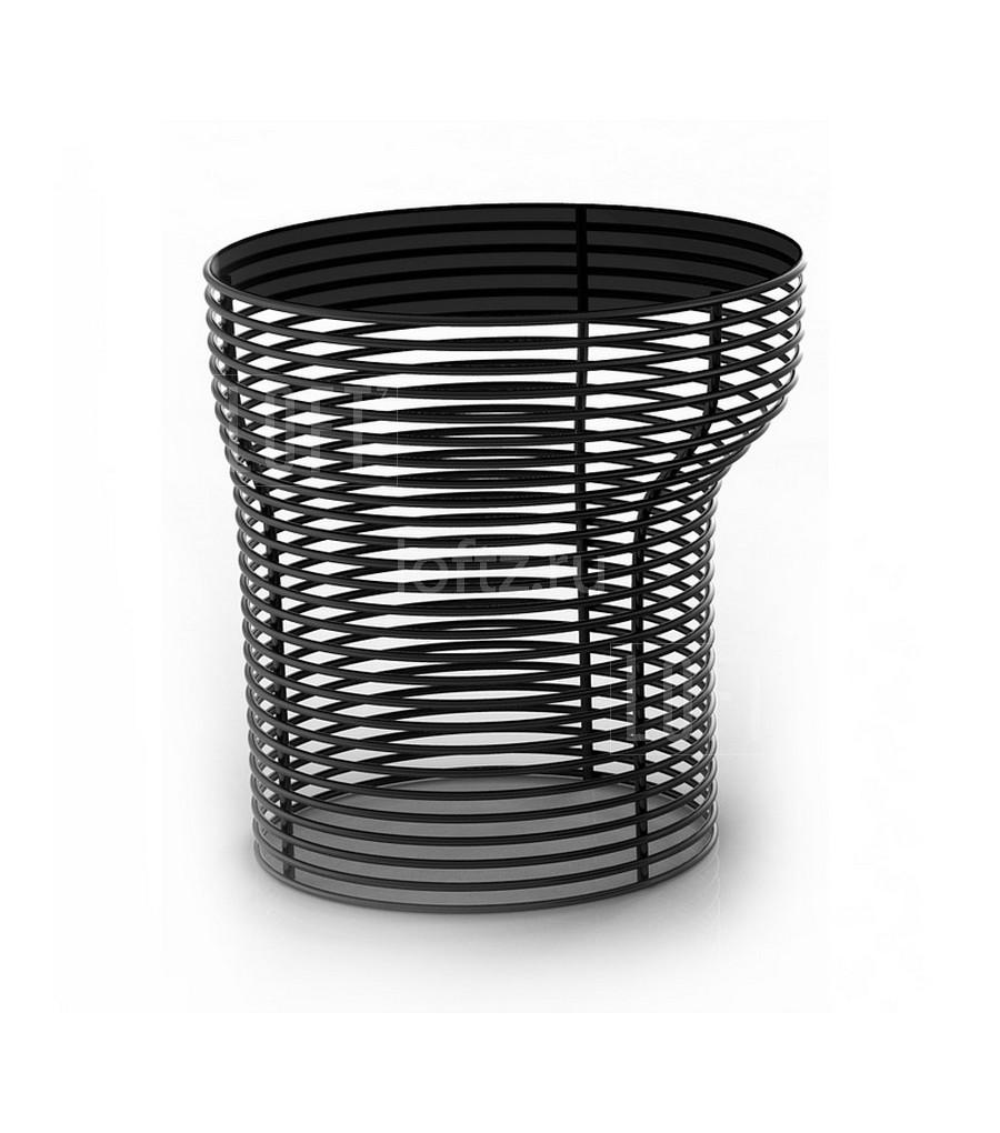 Кофейный столик из стального прутка